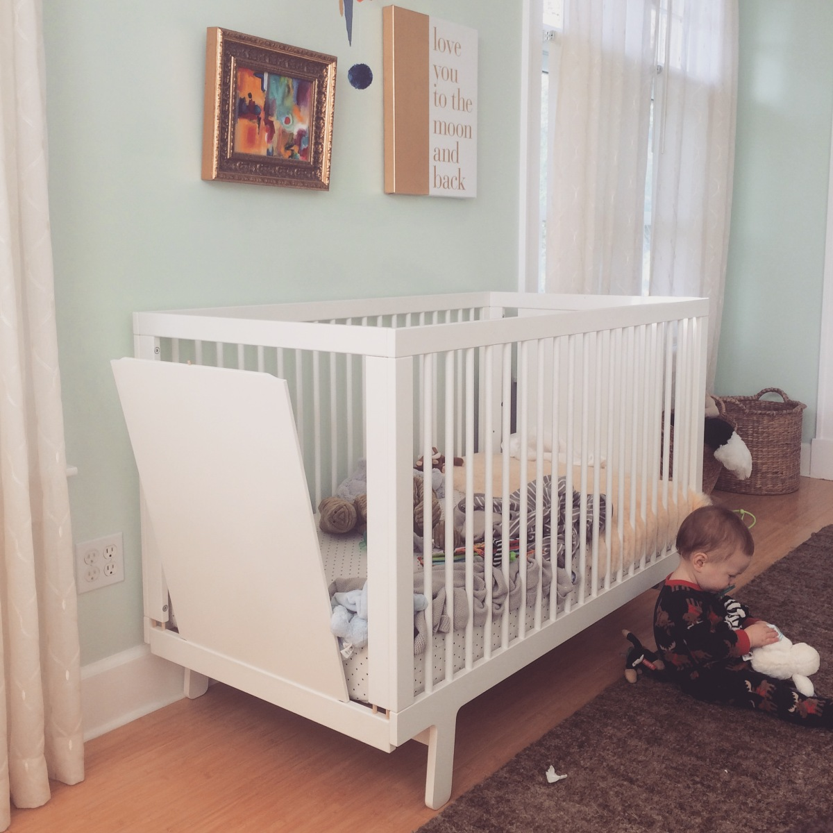 product review oeuf sparrow crib – a flamboyance of things -
